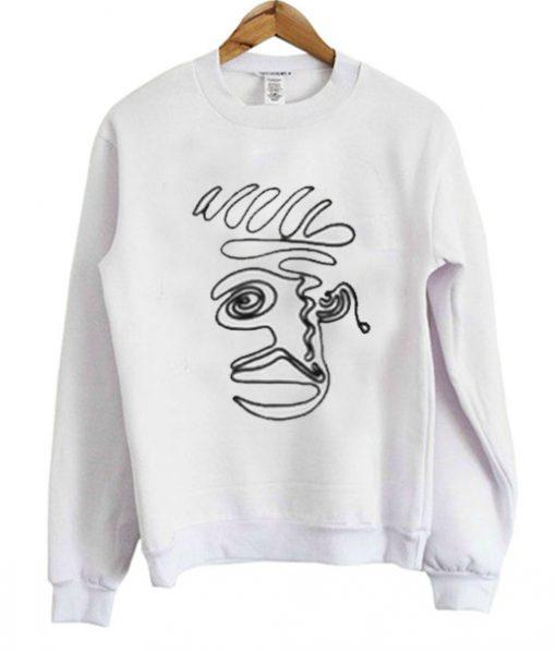 BTS JungKook Plates Youth Field Sweatshirt