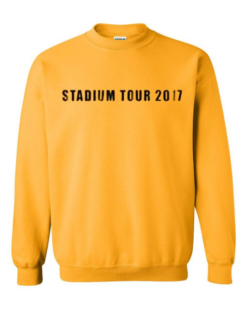 Buy Stadium Tour 2017 Sweatshirt