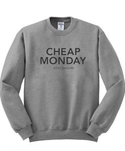 Cheap Monday Stockholm Sweatshirt