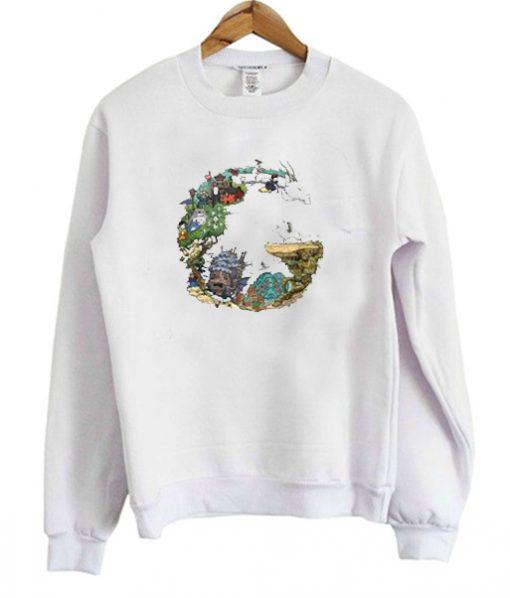 Ghibli Sweatshirt