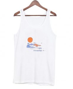 Sunset Tanktop