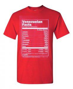 Venezuelan Facts T-Shirt