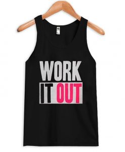 Work it out Tanktop