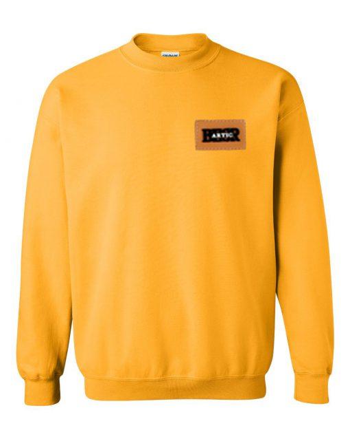 artic sweatshirt