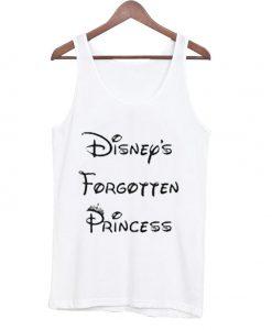 Disney's Forgotten Princess Tank Top