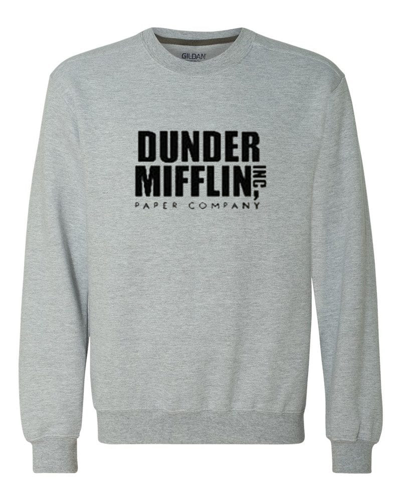 "dunder mifflin paper company Dunder mifflin is (was) a fictional paper company on the television show ""the  office"" even better, according the article, ""the dunder mifflin."