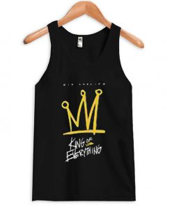King of everithing Tang Top