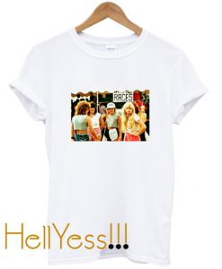 1980s fashion for teenager girls tshirt