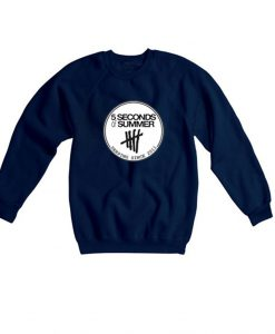 5 second of summers sweatshirt