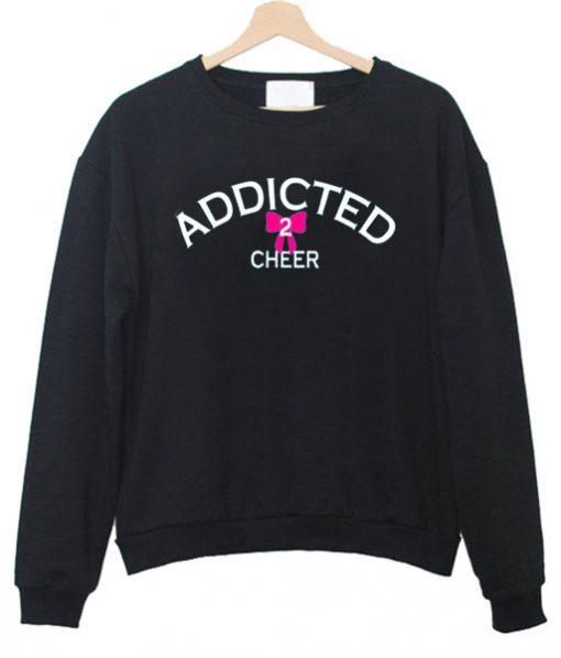 Addicted2Cheer-Sweatshirt