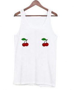 Double Cherry Tank top