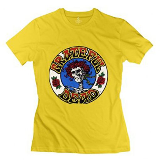 Grateful-Dead-Skull-Yellow-