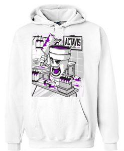 actavis killa hoodie