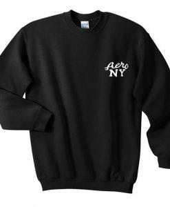 aero ny unisex sweatshirts