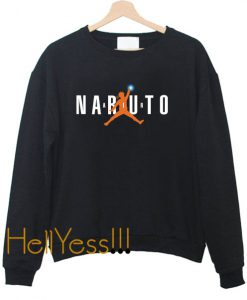 Air Naruto Crewneck Sweatshirt