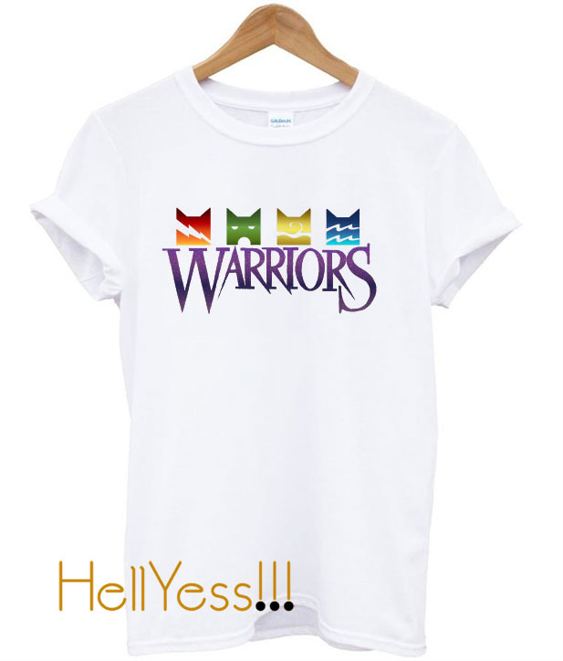 967566473 Warrior Cats T-Shirt