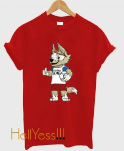 Zabivaka World Cup Russia 2018 T shirt
