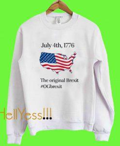 American Brexit Sweatshirt