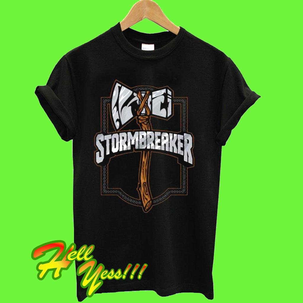 96f94cf8daa Thor Stormbreaker T Shirt