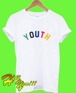 Youth Rainbow T Shirt