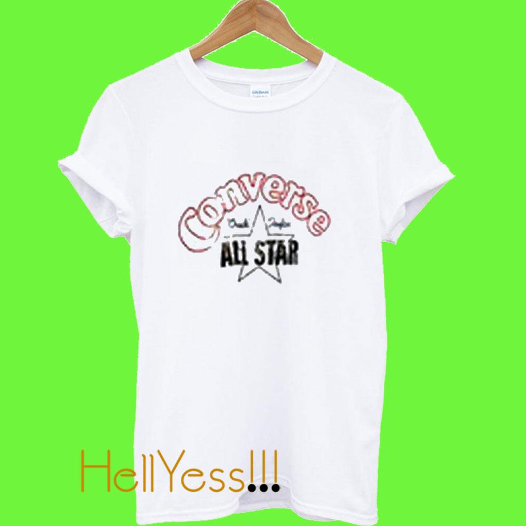 0564fe4b36016f converse chuck taylor all star t shirt