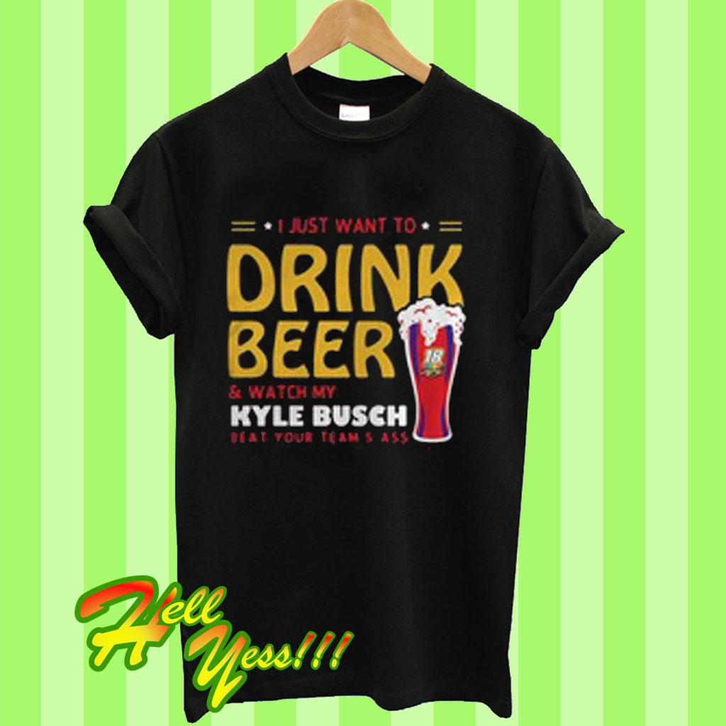 Kyle Busch T Shirts - T Shirts Design Concept