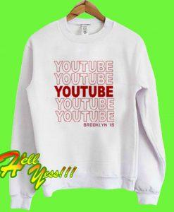 Youtube Brooklyn'18 Sweatshirt