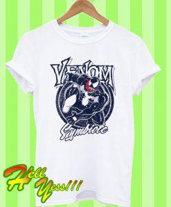 Venom spider man T Shirt