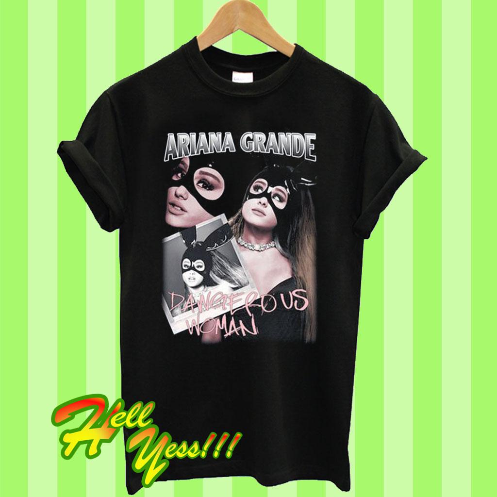 Ariana Grande Dangerous Women T Shirt Hellyess Com
