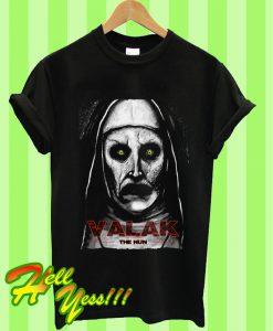 Valak The Nun T Shirt