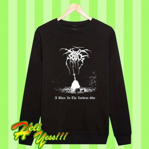 A Blaze In The Lordran Sky Sweatshirt