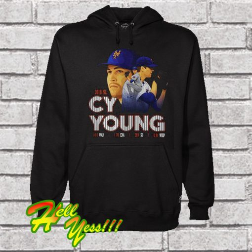 2018 Nl Cy Young Award Hoodie