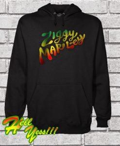 Ziggy Marley Logo Hoodie