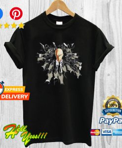 One Punch Man John Wick Baba Yaga T Shirt