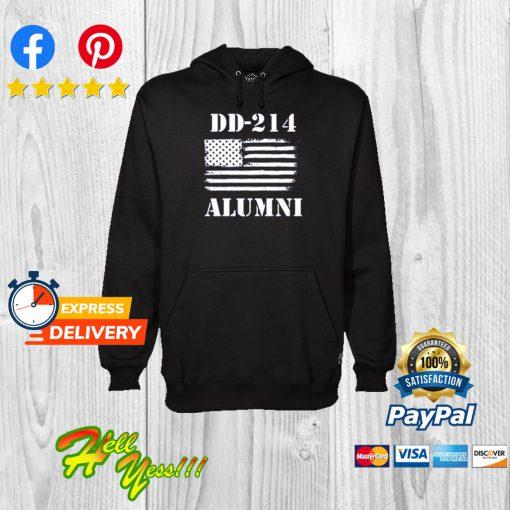 DD 214 Alumni Us Hoodie