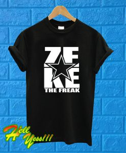 Zeke Ezekiel Elliott The Freak T Shirt