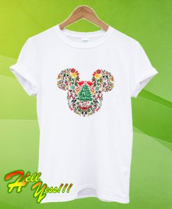 Disney Christmas Squad T Shirt