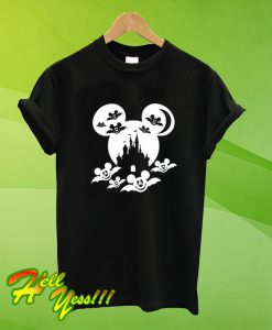 Mickey Bat T Shirt