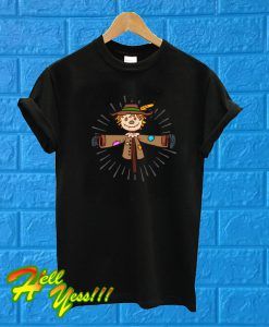 Scarecrow Cute Halloween T Shirt