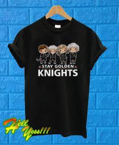 Vegas Golden Knights The Golden Girls Stay Golden Knights T Shirt