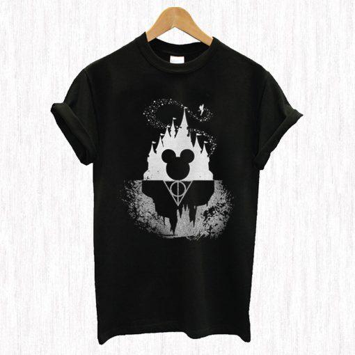 Hogwarts Disney T Shirt