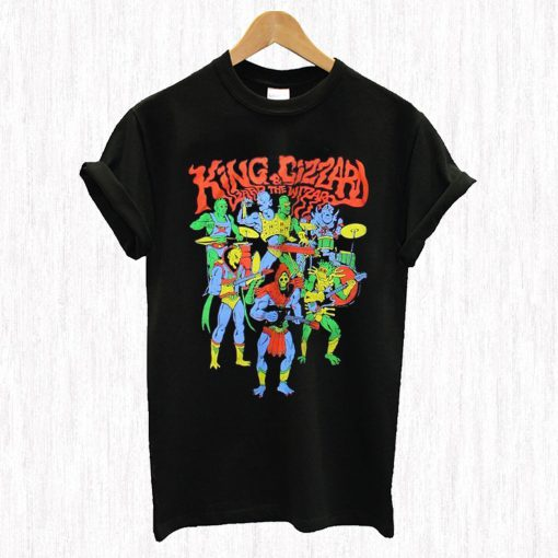 King Gizzard T Shirt