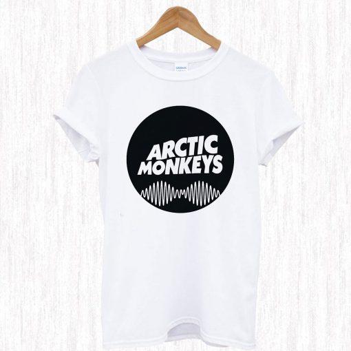Arctic Monkeys Round T Shirt