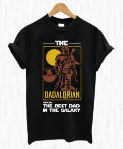 The Dadalorian The Best Dad T Shirt
